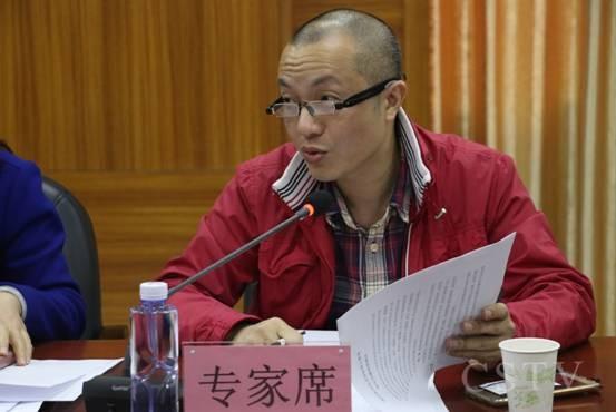 专家梁晓庆做成高学籍管理工作检查结果反馈
