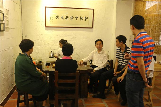 参观潮汕文化中心