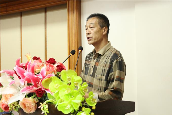 常务副院长单振东讲话