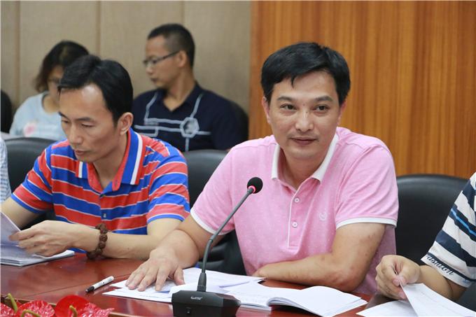 招生就业部副部长陈洪武就2018年校园招聘会实施方案进行解读